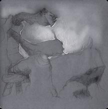 boceto tortuga 1